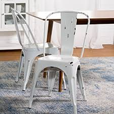 Steel Bistro Chairs We Furniture Stackable Metal Cafe Bistro Chair