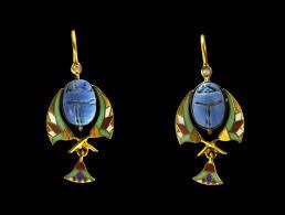 how king tut u0027s tomb inspired art deco jewellery gemkonnect