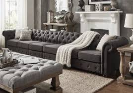 Dobson Sectional Sofa Tufted Sectional Sofa With Blue Tufted Sectional Sofa Home Idea