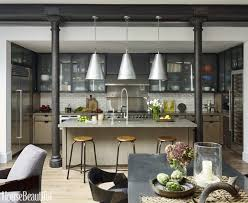 industrial kitchen design ideas kitchen style modern industrial kitchen design open shelves