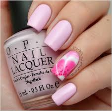 nail art pinkfloralwatermarble water marble nail art step by