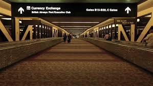 Arizona travel videos images Phoenix arizona nov 2012 airport inside terminal and walkway for jpg