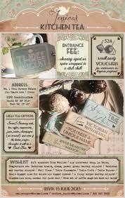 best ideas about kitchen tea invitations on pinterest kitchen tea