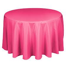fuschia pink table cloth fushia pink table cover