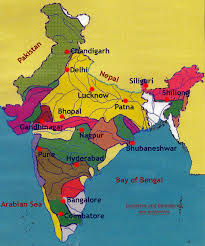 Map Of India With States by Resources Map Of India You Can See A Map Of Many Places On The