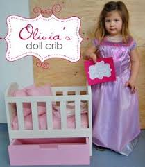 Free Wooden Baby Doll Cradle Plans by Olivia U0027s Doll Crib The Nex Project For Bella U0027s Bitty Baby Ag