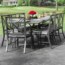 Dining Patio Set - patio dining sets for 8 people video and photos madlonsbigbear com