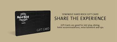 dining gift cards gift cards seminole rock ta