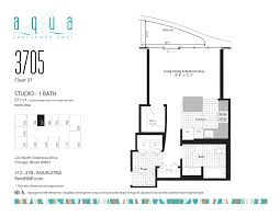 chicago apartment floor plans aqua apartments amenities gallery chicago real estate company