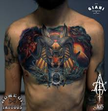 Anubis Tattoo Ideas 15 Anubis Eye Tattoo Designs And Images