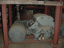 air compressors to electrical motors