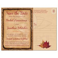 wedding save the dates rustic wedding save the date postcard printed wine ribbon