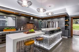 chef kitchen design 18 outstanding contemporary kitchen designs that will bring out the