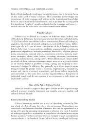 conceptual framework sample thesis 3 verbal conceptual and cultural models behavioral modeling and page 105