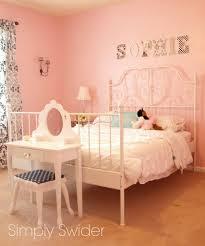 Paris Bedroom Decorating Ideas Bedroom Girls Bedroom Cute Pink Bedroom Decoration Using