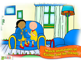 caillou house puzzles android apps google play