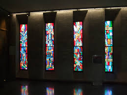 church glass doors stained glass visual impressions for interiors