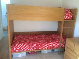 Habitat Bunk Beds Used Habitat Ando Oak Bunk Bed In Me18 Malling For 220 00 Shpock