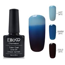 elite99 gel nail polish color changing nail polish soak off uv