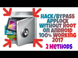 android pattern tricks how to hack bypass pattern app lock in android without root 2017