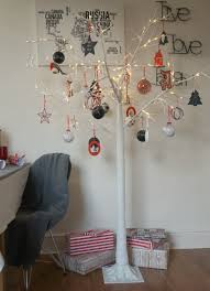 modern alternatives to a traditional christmas tree love chic living