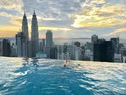 apartment platinum suites 2br brand new in kl kuala lumpur