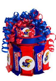 kansas jayhawks candy cupcake candy cakes pinterest kansas