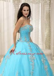 quinceanera dresses aqua aqua blue sweetheart appliques and beaded decorate for 2013