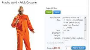 Asda Childrens Halloween Costumes Asda Tesco Withdraw Halloween Patient Bbc