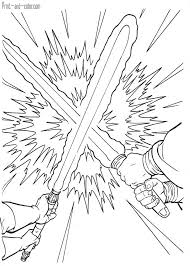 star wars coloring pages print and color com