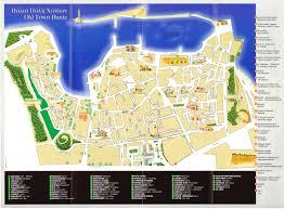 Rit Campus Map Kreta Landkarten Heraklion Chania Rethymnon Agios Nikolaos Und