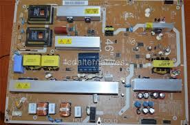 samsung ln46a650 lcd tv repair kit capacitors only not the