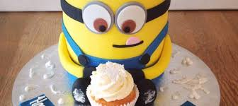 minion cupcake cake children s cakes archives page 5 of 9 the cakery leamington spa