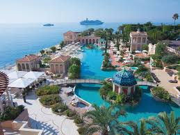 Monte Carle Monte Carlo Bay Hotel And Resort Beausoleil A Michelin Guide