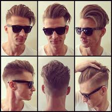 rockabilly rear view of men s haircuts ombre hair color trends is the silver grannyhair style