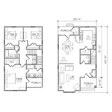 house plans with attached apartment floor plan garages floor garage loft living ready car barn