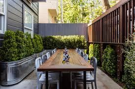 Backyard Dining by Restaurant Visit Outdoor Dining At Sf U0027s Souvla Nopa Starry