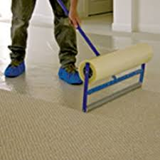 construction surface protection cost analysis carpet floor