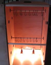 How To Build A Cabinet Box How To Make Biltong Making A Biltong Box How To Spice Biltong