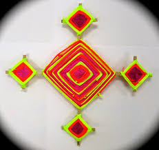 cassie stephens in the art room god u0027s eye ojo de dios