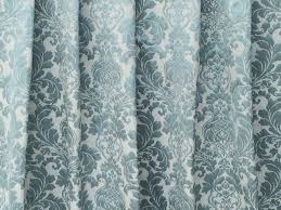 Upholstery Fabric For Curtains Teal Paradise Curtain Fabric By The Yard Upholstery Fabric Drapery