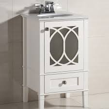 Vanities And Sinks For Small Bathrooms by Narrow Bathroom Vanities Small Bath Cabinets Monfaso Unique