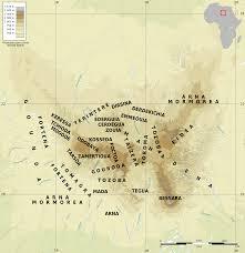 Drakensberg Mountains Map File Tibesti Population Fr Svg Wikimedia Commons