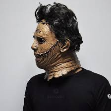 leatherface costume the chainsaw leatherface mask fox stark