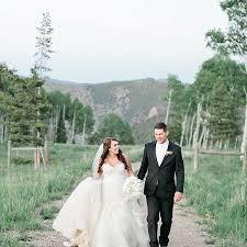 mountainside bride love elevated mountain weddings
