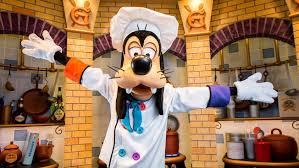 goofy s kitchen dining restaurants disneyland hotel