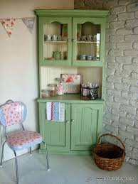Retro Kitchen Hutch 87 Best Amish Corner Hutches Images On Pinterest Corner Hutch