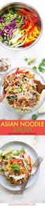 cold asian noodle salad video lexi u0027s clean kitchen