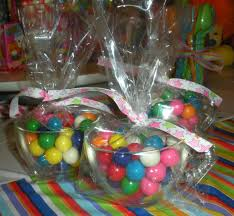 Gumball Party Favors The American Homemaker Rainbow Brite Birthday Party