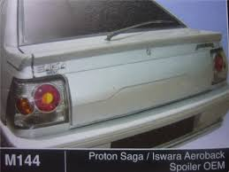 mitsubishi iswara proton saga iswara aeroback spoiler end 6 18 2016 11 15 am